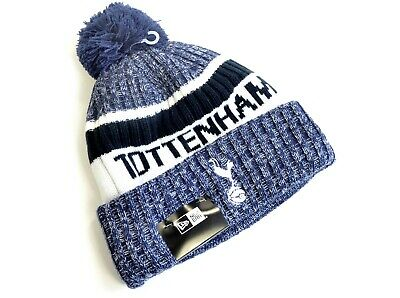 Tottenham FC  (Spurs) Official  Blue Bobble  New Era Hat FREE(UK) P+P