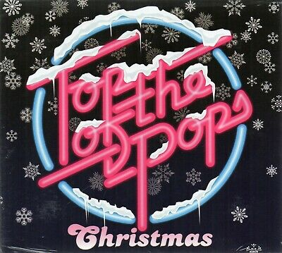 Top Of The Pops Christmas - Various Artists (CD 2016) New/Sealed