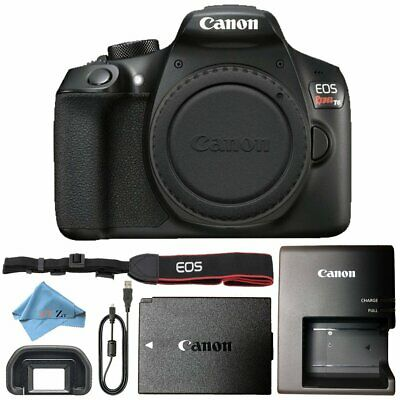 NEW Canon EOS Rebel T6 18.0 MP DSLR Camera BODY ONLY 1159C003