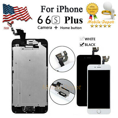 OEM For iPhone 6s 6 Plus 6 LCD Display Complete Screen Replacement Home Button