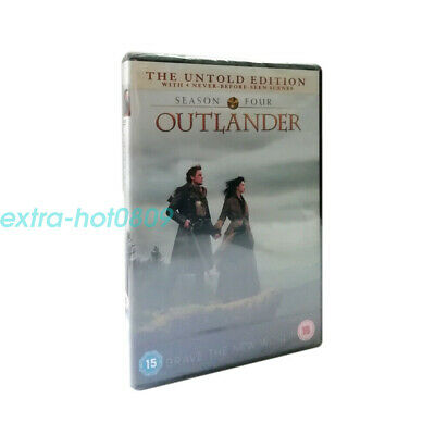 2019 NEW Outlander Seasons 4 - FREE SHIPPING