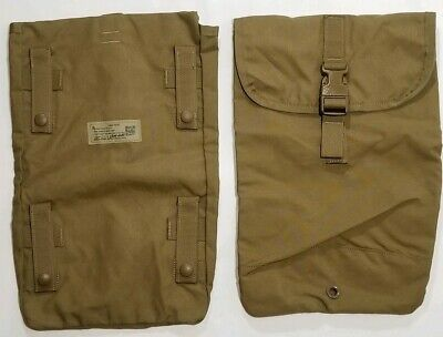 USMC FILBE Hydration Pouch Coyote Brown Military Issue Eagle Industries NEW
