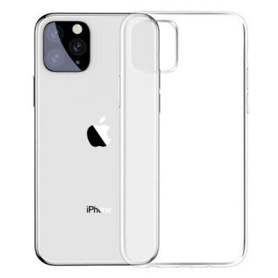 For iPhone 11 XI R XI Max XI Case Clear Heavy Duty Shockproof TPU Bumper Cover