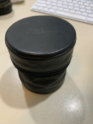 Leica Leather Pouch Elmarit-R  24mm 2.8 late serial