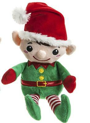 """11""""Arthur The Elf Red Hat Props On The Shelf Ideas Toy Christmas Decoration"""