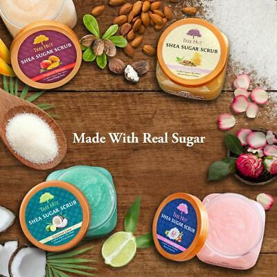 Tree Hut Shea Sugar Body Scrub - Exfoliante de Azucar Corporal