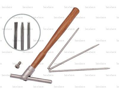 Sliding Hammers Jewellery Forming Punching Riveting Stone Setting Texturing etc