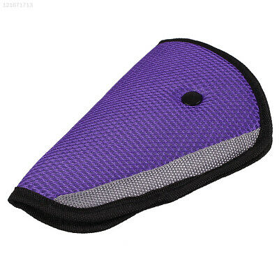 Purple Belt Car Seat Belt Adjuster Seats Outdoor Protector Baby Cover Device