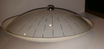 VTG  MCM Retro Ceiling Light Fixture, Atomic/Space Age ~ Sputnik