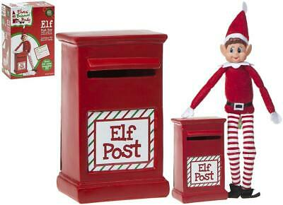 Elf  Post Box  Props On The Shelf Ideas Toy Christmas