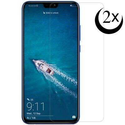 2x Huawei P20 P30 Lite Pro Tempered Glass Screen Protector New
