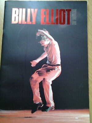 Billy Elliot The Musical Programme