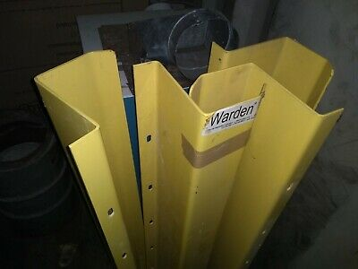 "Rite Hite 48"" type TR forklift protector, for sectional door, never used"