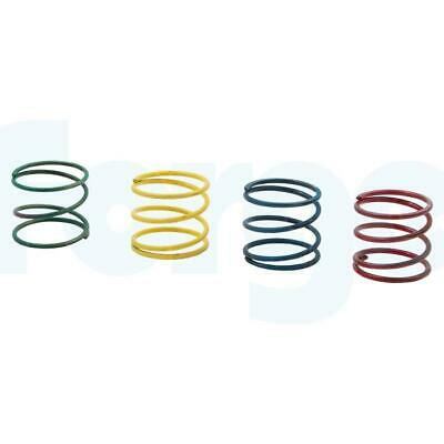 Forge Dump Blow Off Recirc Valve Small Spring Tuning Kit Red Blue Green Yellow