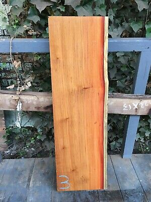 "Pau Rosa 2"" Lumber/Boards - /Exotic Wood/Exotic Hardwoods 41""x 12.5"""
