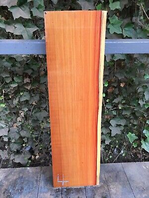 "Pau Rosa 2"" Lumber/Boards - /Exotic Wood/Exotic Hardwoods 41""x 11.5"""