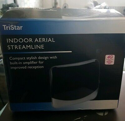 Tristar Indoor Aerial.. Streamline With 4g Filtered. Free postage