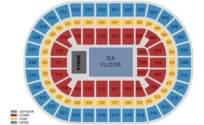 Post Malone Concert Tickets - Chicago United Center 10/1/2019