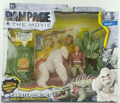 Rampage Movie Canister Contact George Popular New Fun Kids Toys