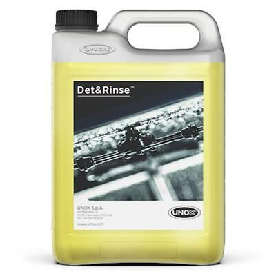 2 x 5L Det & Rinse™ Cleaning Solution for Unox Combi Steamers Bakerlux Cheflux
