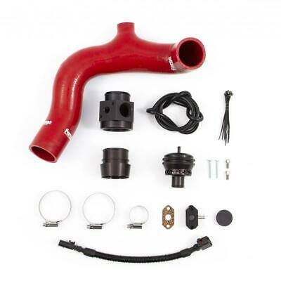 Red Silicone - Forge Motorsport Blow Off Dump Valve Kit for VW Up GTI 1.0 TSI
