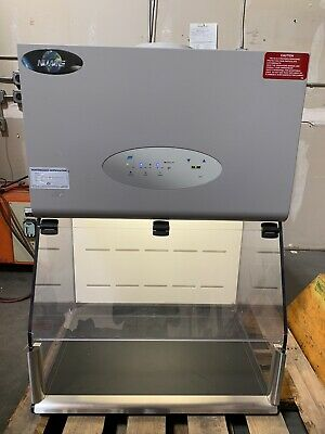 NUAIRE NU-s813-300 Bio Safety Fune Hood Cabinet Series SP20
