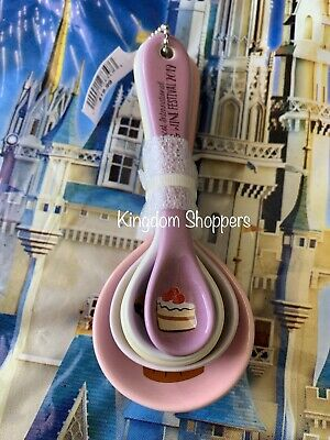 Disney Epcot 2019  International Food & Wine Festival Measuring Spoons Set New
