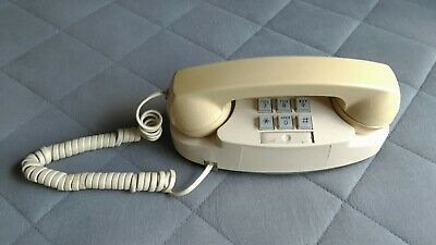 Vintage Western Electric Bell System The Princess Phone Company Property