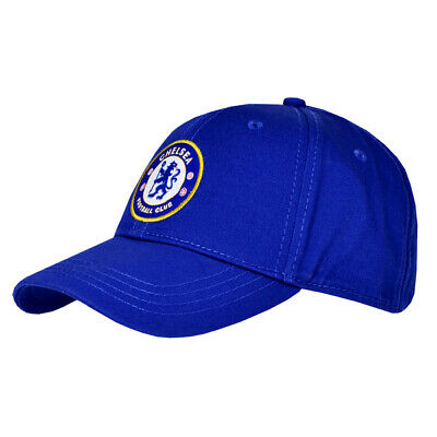 Chelsea Fc Royal Blue Baseball Hat Officially Licensed Ships From Canada