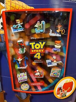 Toy Story 4 McDonald's Happy Meal Toys Pick Your Toy!  Number 9