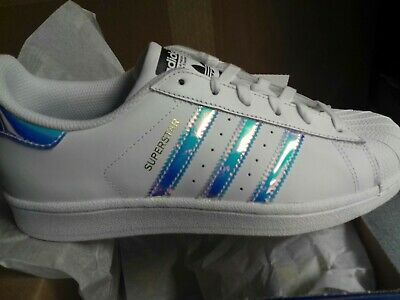 adidas superstar holographic size 3
