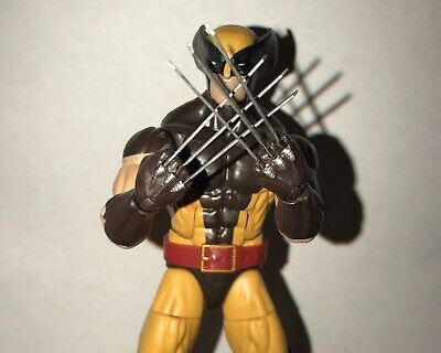 Marvel Legends Wolverine Custom Metal Claws Weapon X X-23 Claws Only No Figure
