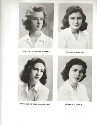 1947 Smith College Yearbook, Northampton, Massachusetts