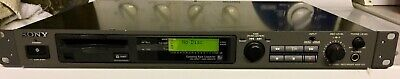 Sony MDS-E11 Professional MiniDisc Recorder Player