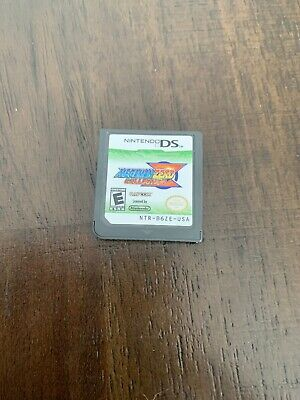 mega man zero collection ds (authentic,game Only)