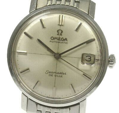 OMEGA Seamaster Deville Round Date Automatic Men's Watch_498790