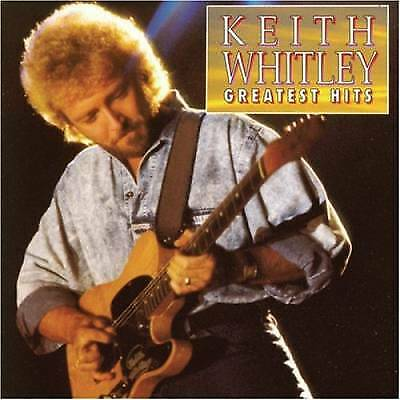 Keith Whitley - Greatest Hits by Keith Whitley