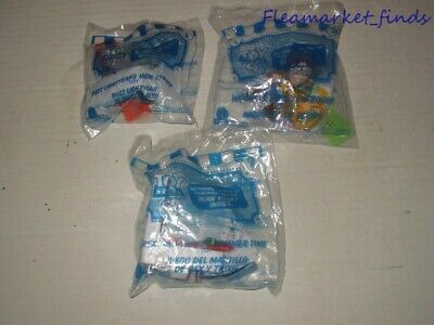 Mcdonalds Toy Story 4 Happy Meal Toys 2019 Lot # 1, 5, 9 New Factory Sealed