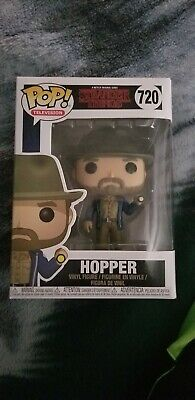 Funko Pop! Television: Stranger Things - Hopper with Flashlight