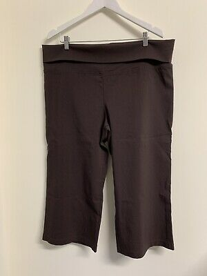 MATERNITY PEA In A POD Stylish Pull On PANTS Size 18 Excellent Condition