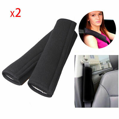 Soft Cushion Backpack Harness Safety Shoulder Strap Car Seat Belt Pads Covers