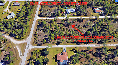 Charlotte County Florida, Fabulous Homesite Lot, No Reserve