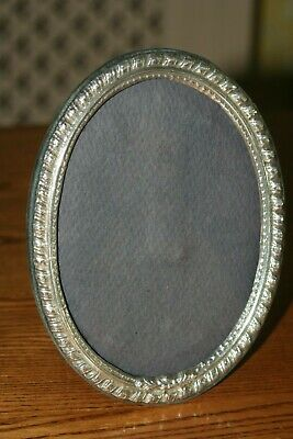 Solid silver photo frame - no glass (#2141)