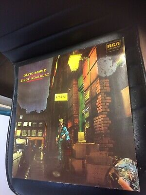 David Bowie The Rise And Fall Of Ziggy Stardust Netherlands Copy