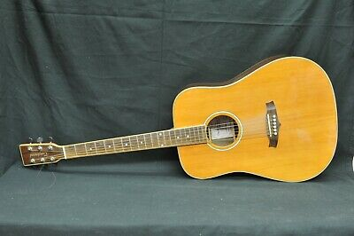 A Tanglewood Six String Acoustic Guitar