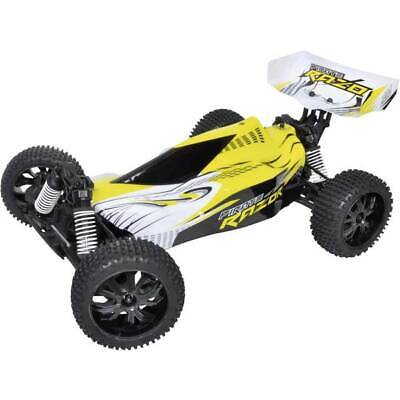 Automodello t2m pirate razor brushed 1:10 buggy elettrica 4wd rtr 2 4 ghz