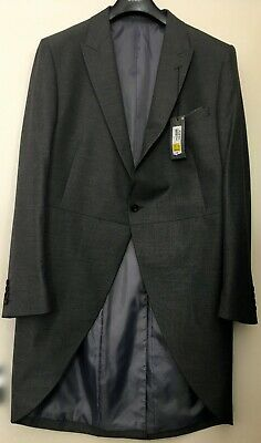 M&S COLLECTION  Grey Tailored Fit Jacket 44M