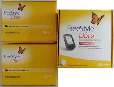 Abbott Freestyle Libre Flash Glucose Reader Monitoring System - RRP £399