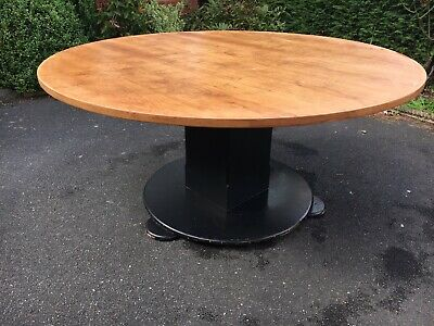 Large Round Restaurant Pub Dining Table (Cafe / Bistro Table)