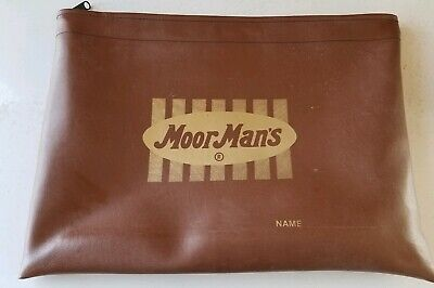 1970s Moor Man/'s Pocket Note book   New Old Stock  1 ONLY !!!